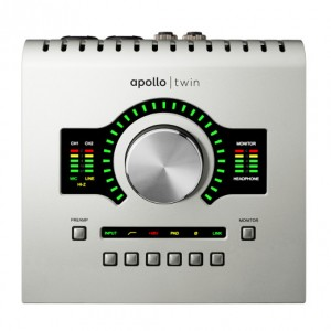 The Apollo Twin DUO is reviewed here -- packing double the processing power of the SOLO.
