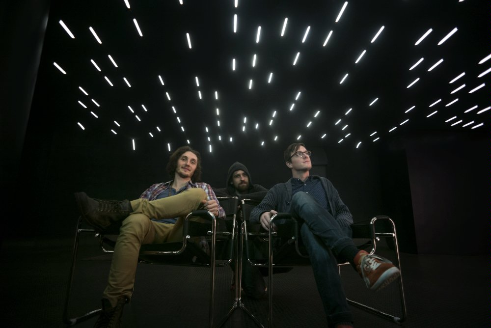 Inside Red Bull Studios with Vacationer and Chris Tabron
