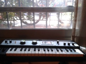 ECR Music Group's studio provides a welcoming window on recording.