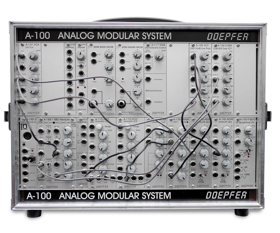 The Ever-Expanding World of Eurorack Modular Synths
