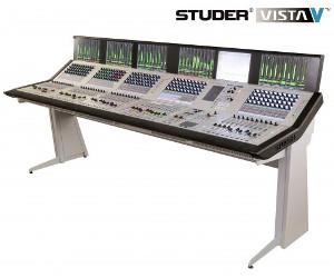 Studer Debuts Vista V Digital Console