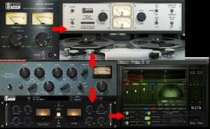 Behold the ZMMB! (Zach McNees Mix Bus) (click to enlarge)