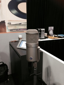 Vintage is new again with Neumann.