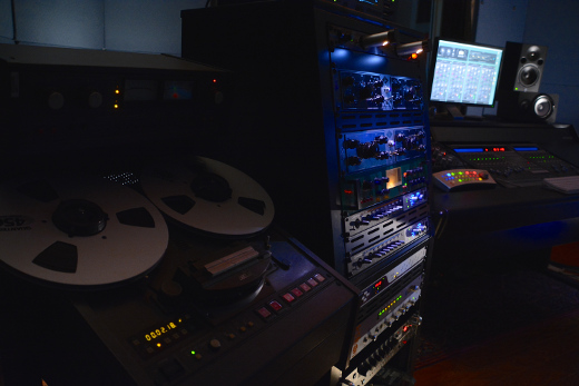 A meticulous mixdown.