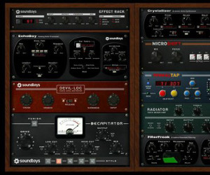 SoundToys Announces Soundtoys 5 – All 12 PlugIns Together As One Effects Rack