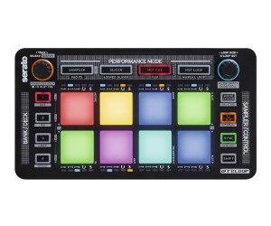 Reloop Launches the Reloop NEON — Pad Controller for Serato, MIDI & DAW