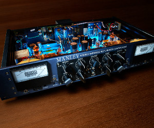 How the Emulation Is Made: Universal Audio's Manley Variable Mu Limiter Compressor Plugin