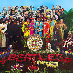 """The flaws are part of the awe of """"Sgt. Pepper's Lonely Hearts Club Band."""""""
