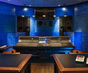 Recording Studio Sweet Spot — Wisseloord BV, The Netherlands