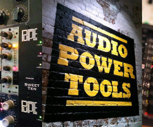 NYC Event: Audio Power Tools Open House – Brooklyn, 3/26