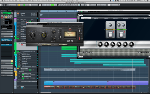 Review: Steinberg's Cubase Pro 8 – By Andrew Koss