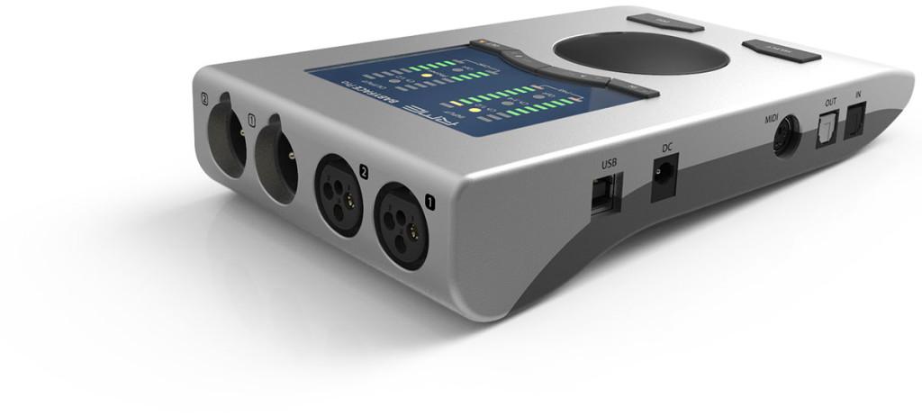 Babyface Pro introduces newly designed circuits, I/O, and style.