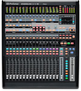 CS18AI is the brains behind your next mixer network.
