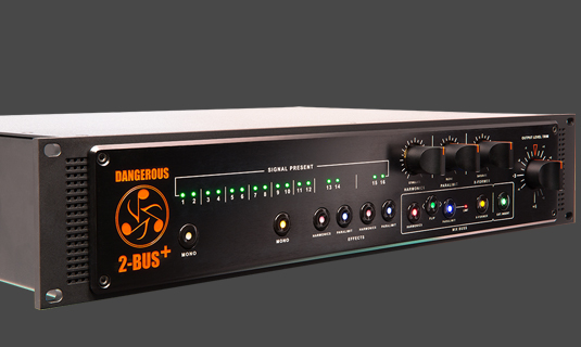 dangerous music announces 2 bus analog summing mixer at sweetwater gearfest sonicscoop. Black Bedroom Furniture Sets. Home Design Ideas