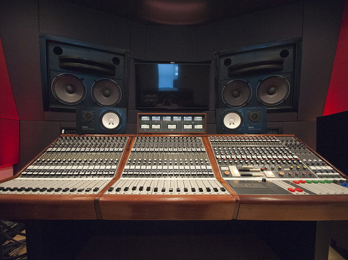 New Room: Firefly Sound Studio — Hill Country, Texas