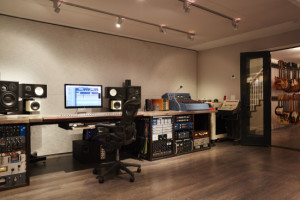 A view of the studio's workstation. Full resolution images can be found in the gallery at the end of this post.