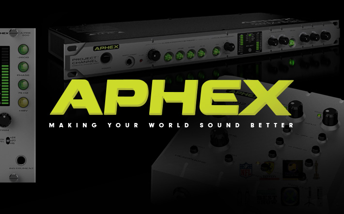 RODE Microphones Acquires Aphex