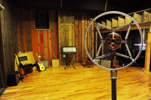 "Transport your recorded sound to Studio G's ""A"" room, with any mic you like using Environment Paks."
