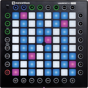 Another view of the Launchpad Pro