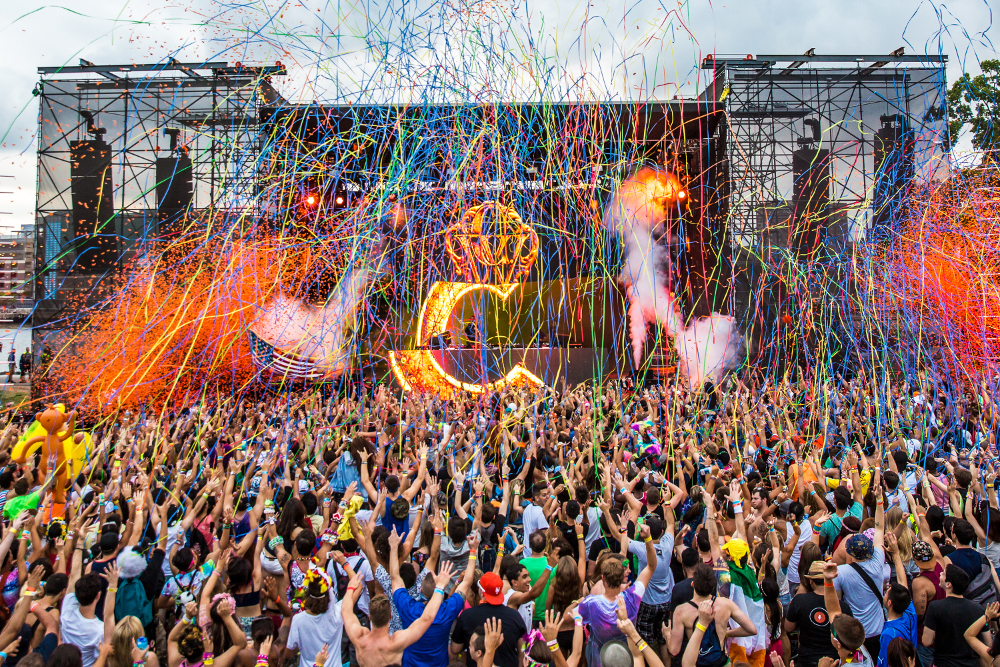 Electric Zoo Transformed: Inside the Live Sound for NYC's Signature EDM Festival