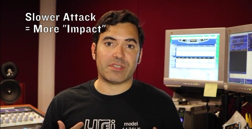 Mastering Your Compressor: Attack & Release Settings [VIDEO]
