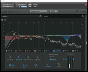 Plugin Review: iZotope RX Final Mix — SonicScoop