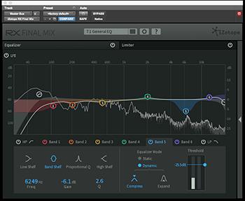 Plugin Review: iZotope RX Final Mix
