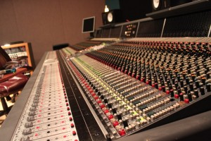 The Neve VR at Studio 19