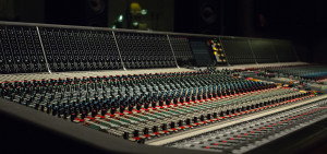 The Neve 88RS console, on which the plugin is based.