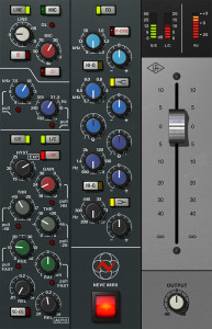 Neve 88RS MKII from Universal Audio