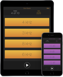 The Quiztones App is available for Mac, iOS and Android devices