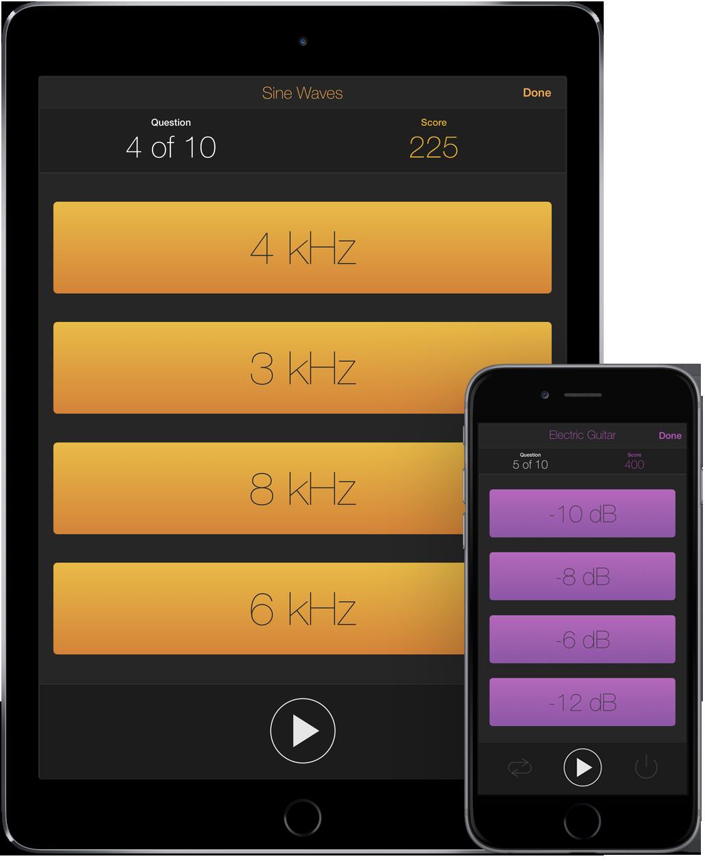 Mejores Apps De Entrenamiento Auditivo Para Ing / Prod