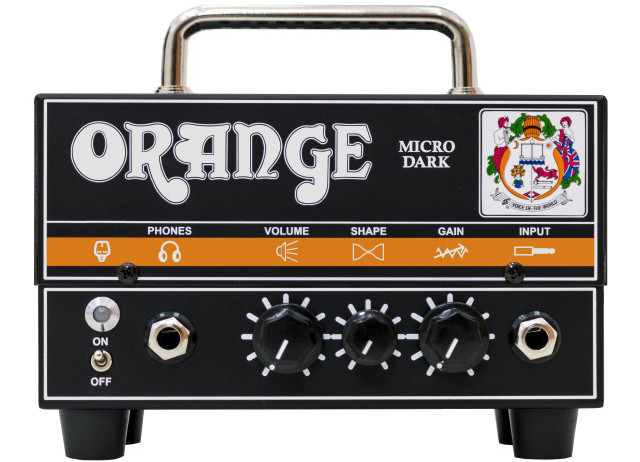 Orange Amplification Introduces the Orange Micro Dark Amp