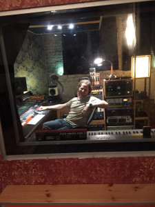 Reed Black is the man in command at Vinegar Hill Sound.