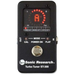 """My favorite tuner"": Sonic Research Turbo"