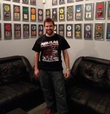 Pure Punk: Recording with Mass Giorgini and Sonic Iguana Studios