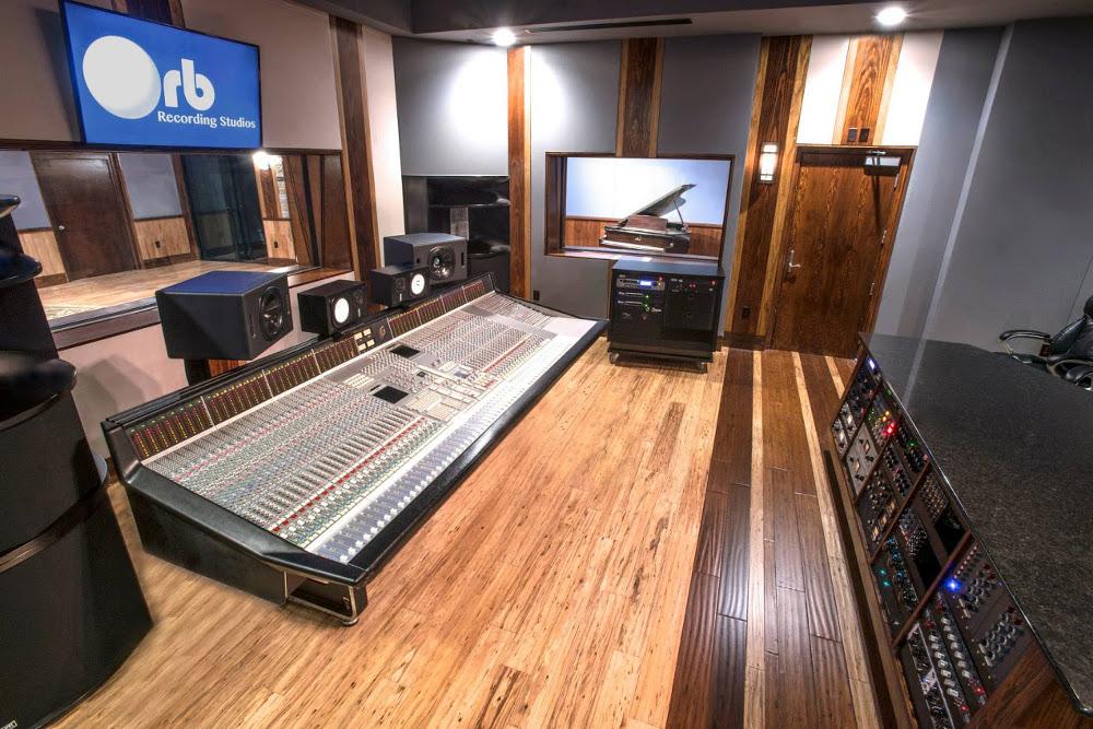 Sweet Spot: Orb Recording Studios – Austin, TX