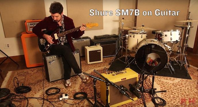 Mic Shootout: Classic Dynamic Microphones [VIDEO]