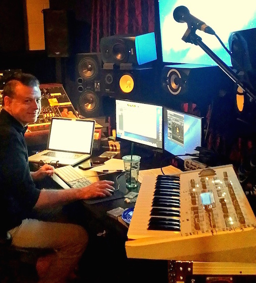Producer/Engineer Sean Beavan on Mixing Metal, Industrial & Indie Films