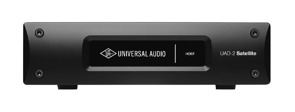 Run UA plug-ins natively via USB 3 with Universal Audios new DSP Accelerator.