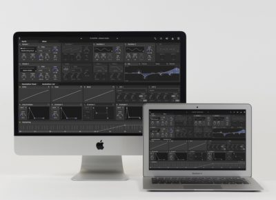 ROLI's Equator software.