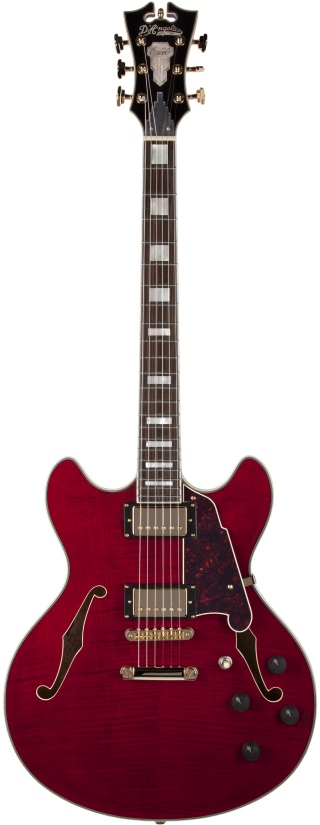 The D'Angelico EX-DC is a remarkably well built, lower cost alternative to an original ES-335.