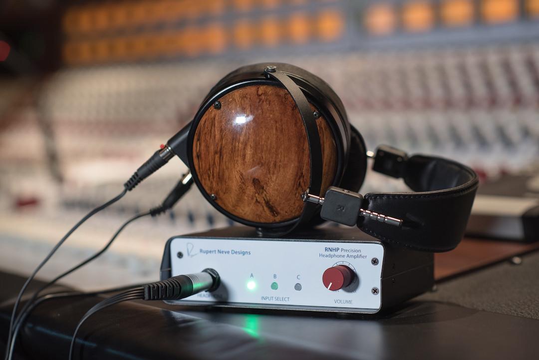New Gear Review: Rupert Neve Designs RNHP Precision Headphone Amplifier