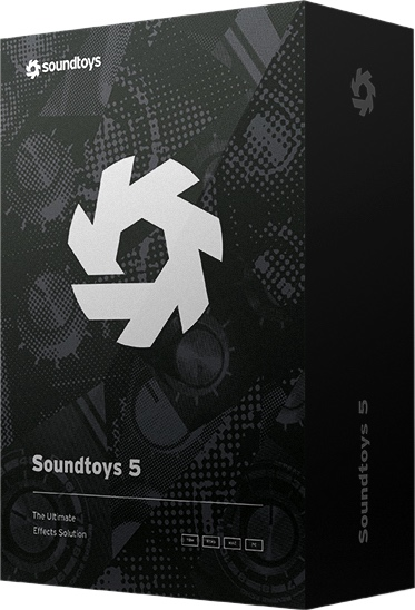 "Soundtoys 5 compiles all that Soundtoys has to offer, and adds in a new ""Effects Rack"" plugin."