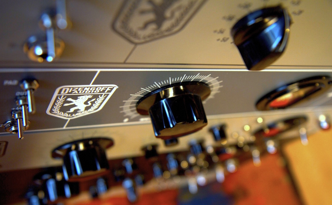New Gear Review: DA2 Tube Preamp from Dizengoff Audio