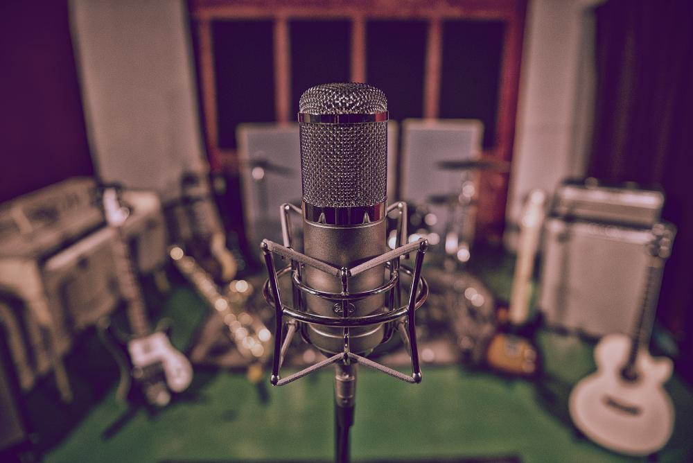 Sweet Spot: Continental Recording Studio — Long Island City, New York