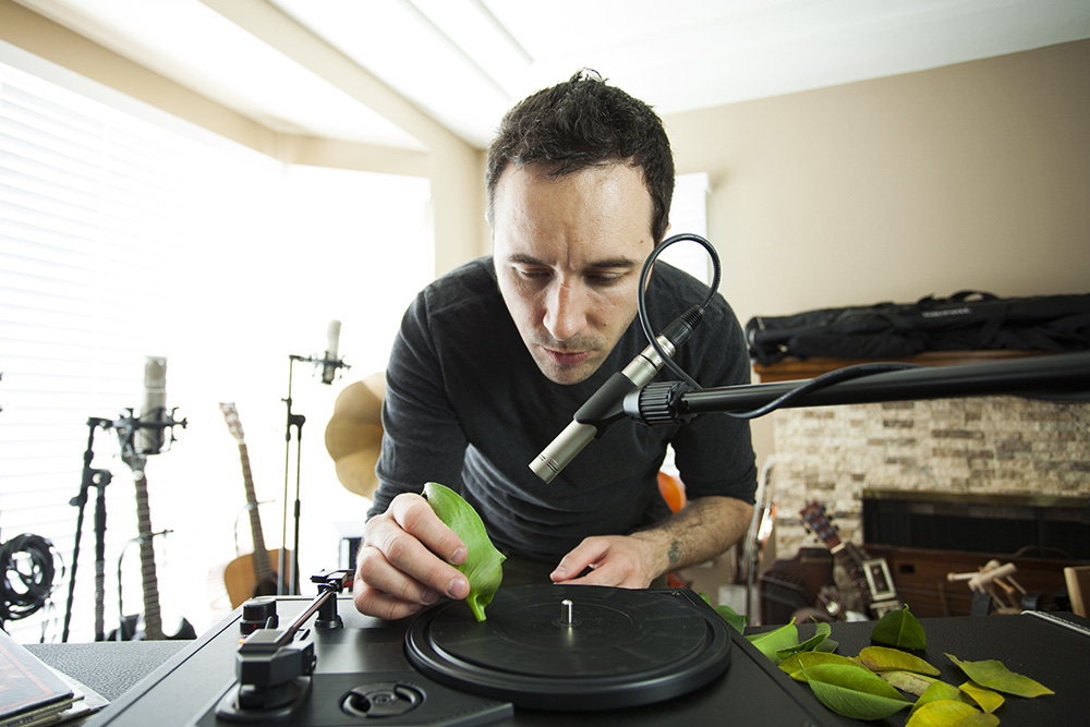 Diego Stocco on Experimental Sound Design and Turning Nature into Music