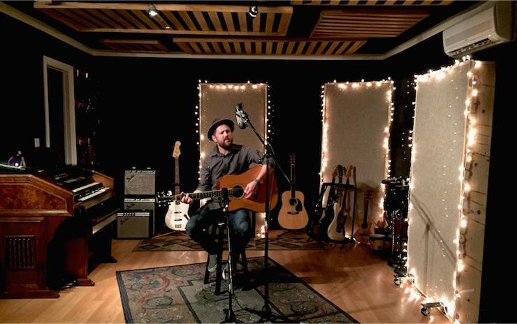 Bergatron House of Music: An L.A. Studio with a Hidden Mountain Retreat