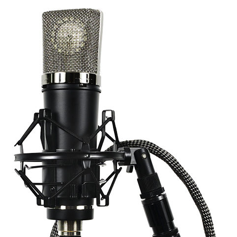 """Lauten Audio Expands """"Series Black"""" Line with Two New Condenser Microphones"""