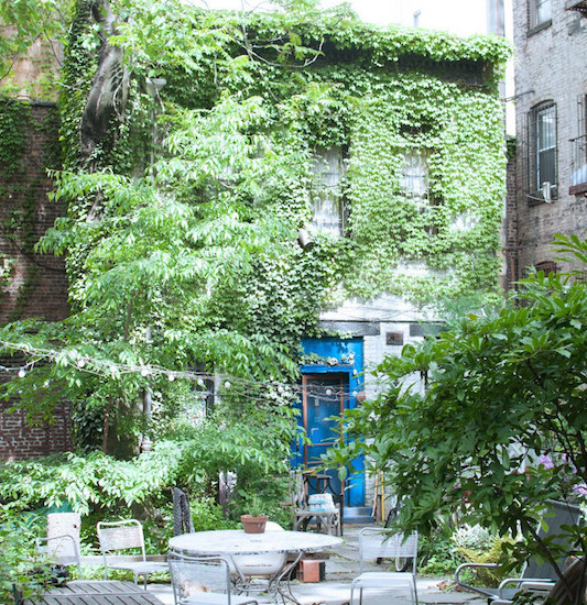 Composer Crib: Goldishack – East Village, Manhattan